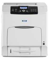 Cedar Rapids Photo Copy, Inc., CRPC, Savin, Savin SP 440DN, Savin SP440DN, Printer, Office Printing, 42 black & white or full color pages per minute, 1200 x 1200 dpi resolution, 1 GB RAM, ENERGY STAR certified, EPEAT Gold criteria