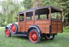 1929 Ford Model A Model A Woody Station Wagon
