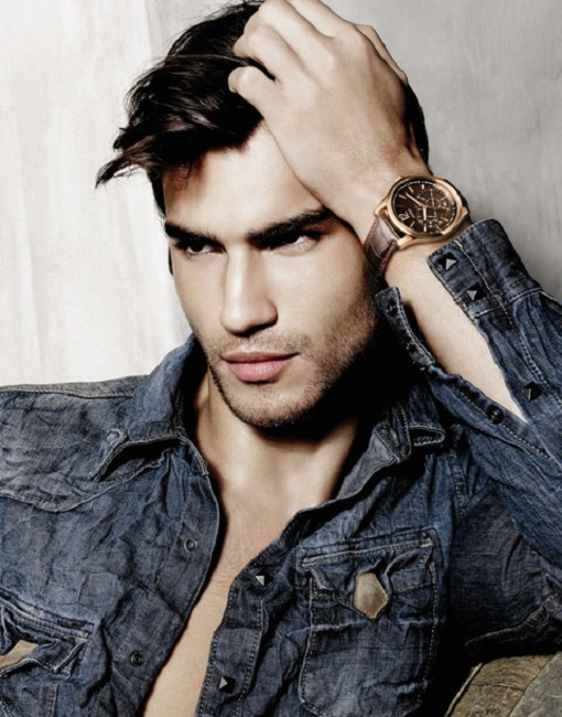 Classify a hot Brazilian model - Bruno Santos