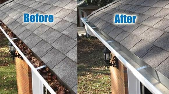 Gutter Cleaning Services and Cost Las Vegas NV MGM Household Services