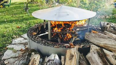 Minnesota Fire Pits Higley Welding Fire Pit Cover Fire Pit