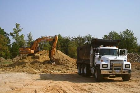 Dirt Hauling Company Dirt Removal in Lincoln NE LNK Junk Removal