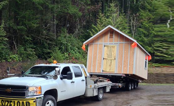 Shed Moving Services