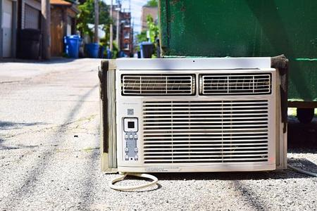 Lincoln Air Conditioner Disposal Air Conditioner Removal Recycling service | LNK Junk Removal