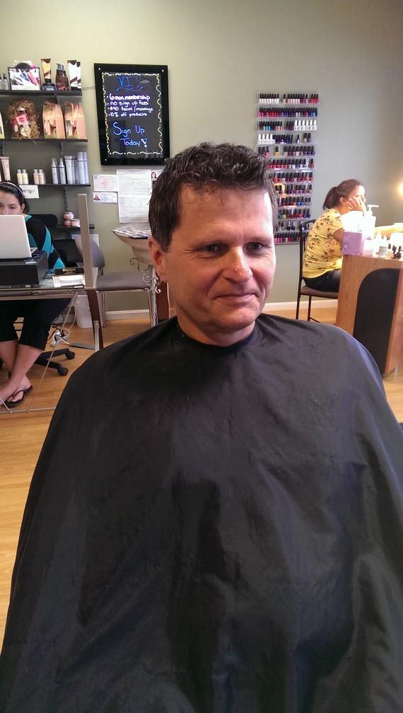Mens Hair Design