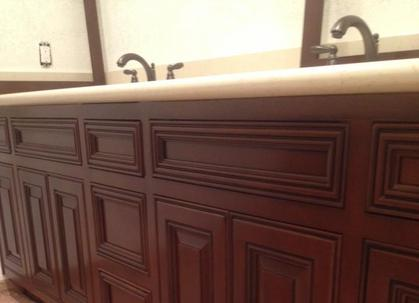 Bathroom Remodel Contractor with High End Finishes