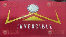 Remera Ironman Invencible 3d