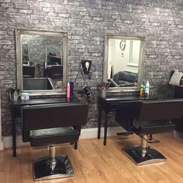 Precision Hair Salon Eastwood Rayleigh Essex Inside