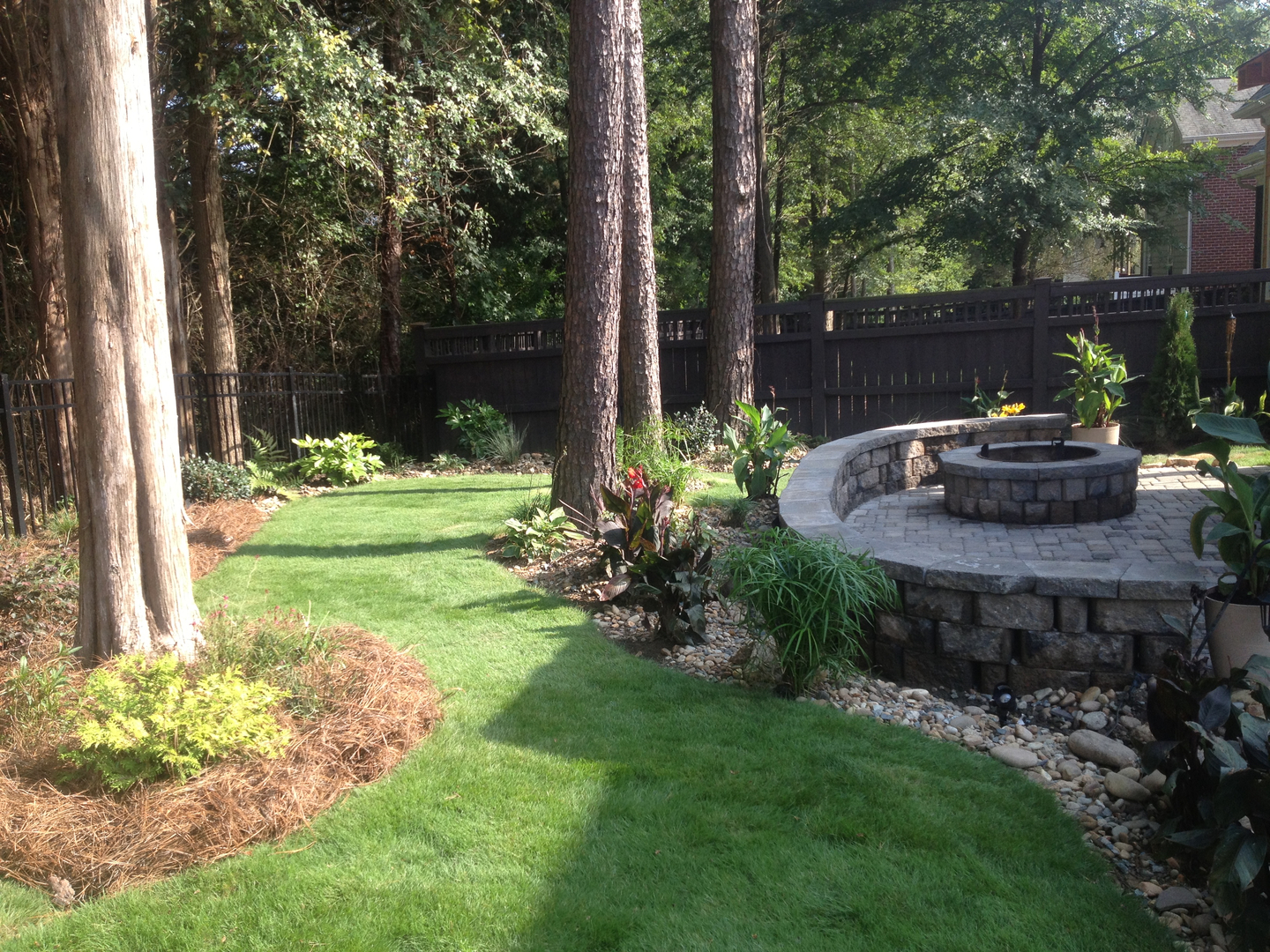 secureturf charlotte landscaping experts lawn care services