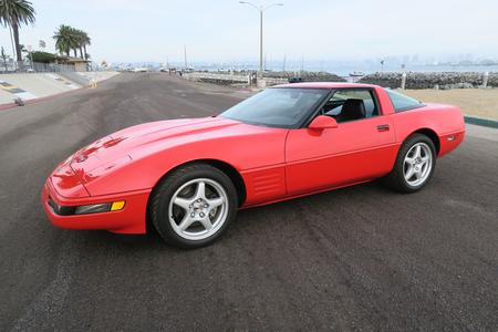 1994 Chevrolet Corvette (Extremely Low Miles- One Owner)