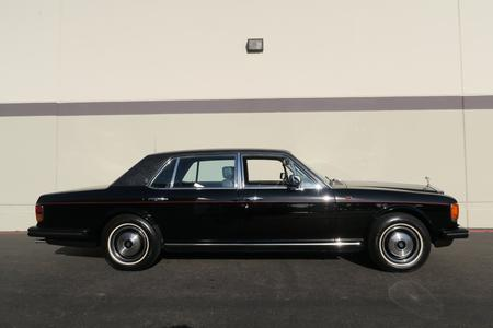 1985 Rolls-Royce Silver Spur for sale at Motor Car Company in San Diego California