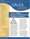 Read my work in the CALEA Update