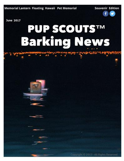 Pup Scouts Barking News June 2017