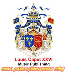 Louis Capet XXVI Music Publishing & Laser Shows Home Page - www.LaserLightShow.ORG