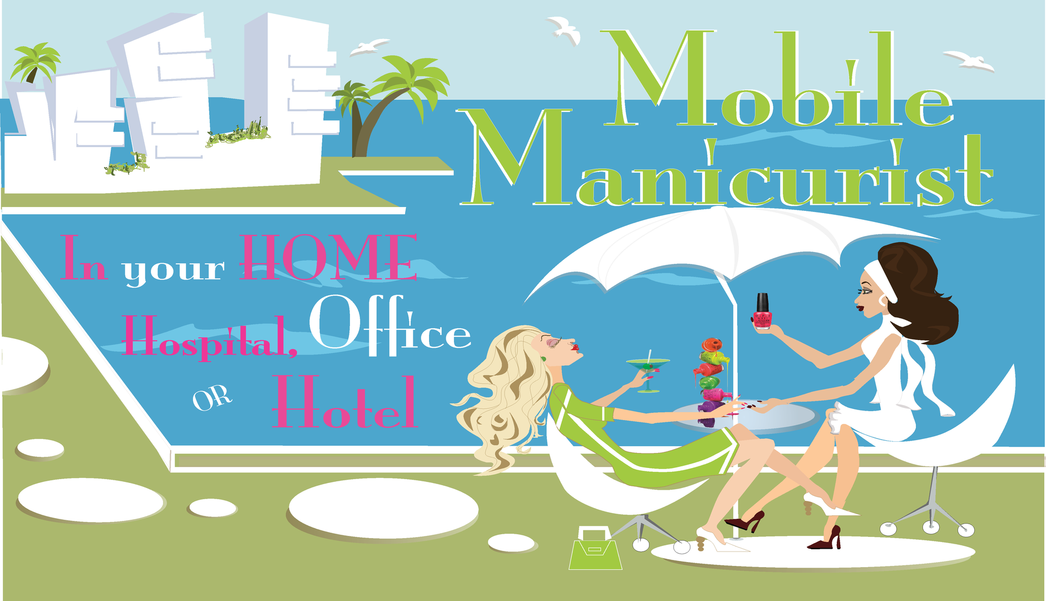 In Home Manicure, Waxing, Teeth Whitening. Naples, FL