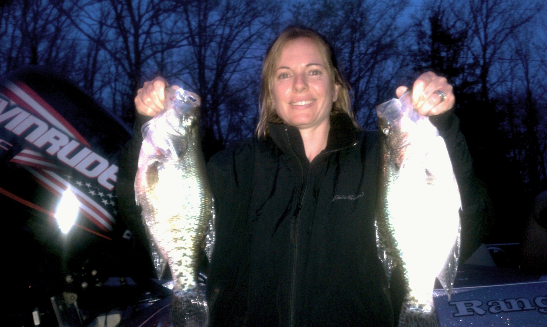 Table Rock lake Fishing Report Bass Crappie