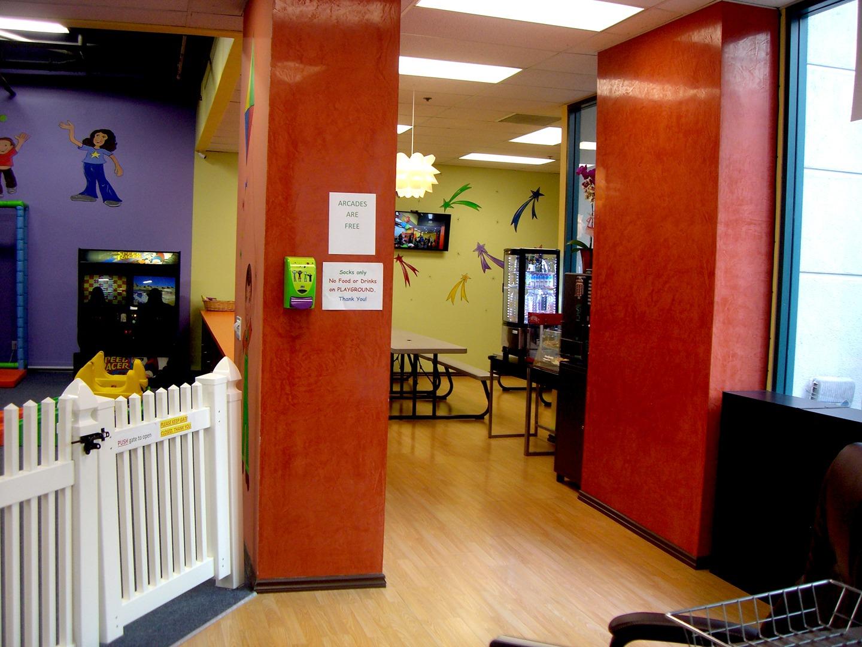 Welcome To Kidz Korner Childrens Indoor Playground And Birthday - Children's indoor play area flooring