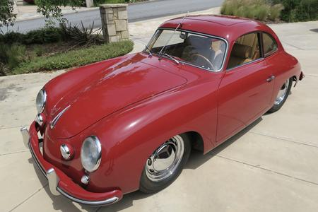 1954 Porsche 356/1500 pre-A Reutter Coupe Sunroof Model for sale by Motor Car Company in San Diego California