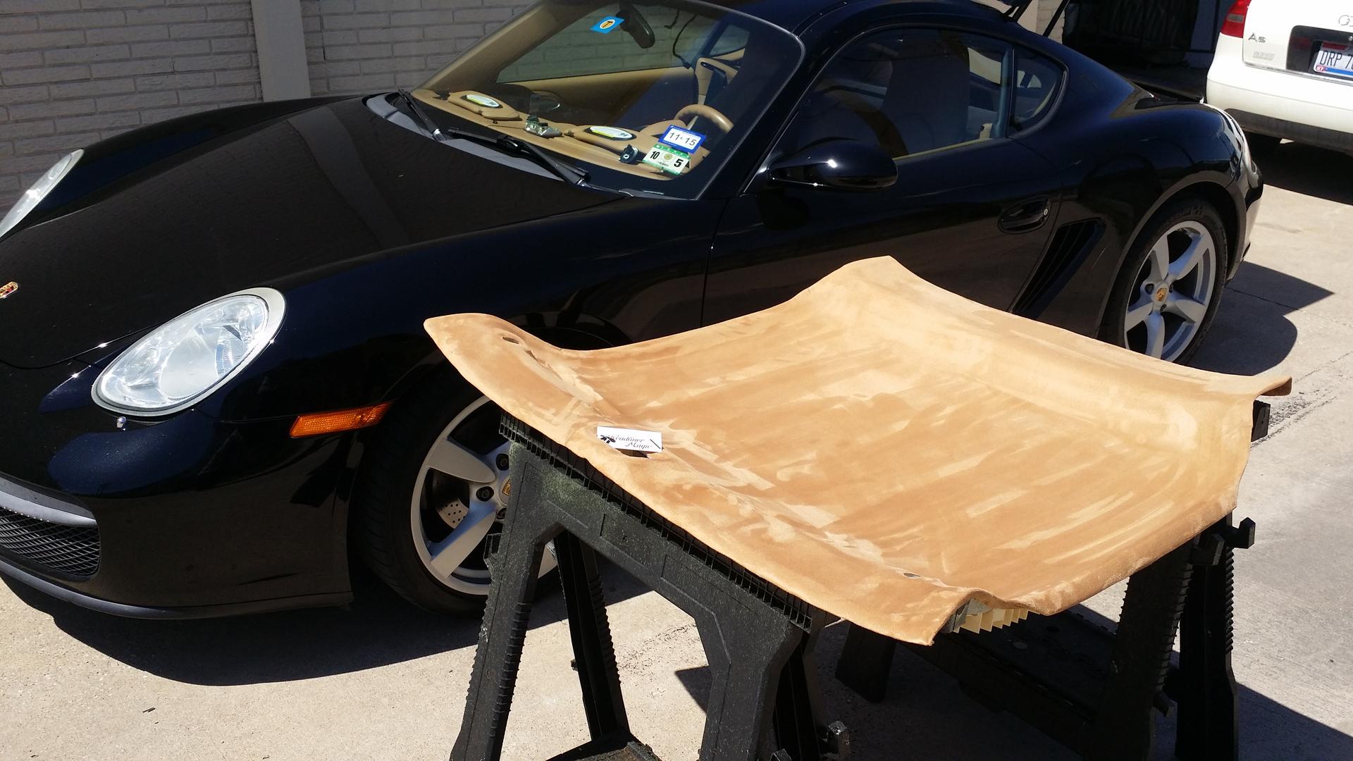 Car interior roof repair - Headliner Magic Headliner Repair Auto Headliner Replacements Headliner Fabric