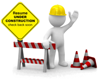 resume building serviceresume under construction