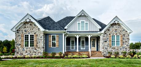 New Custom Home - Founders Pointe - Carrollton, VA