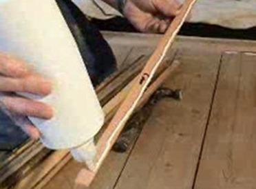gap filling resin mix and reclaimed slivers floor sanding london 0800 335 7565. Black Bedroom Furniture Sets. Home Design Ideas
