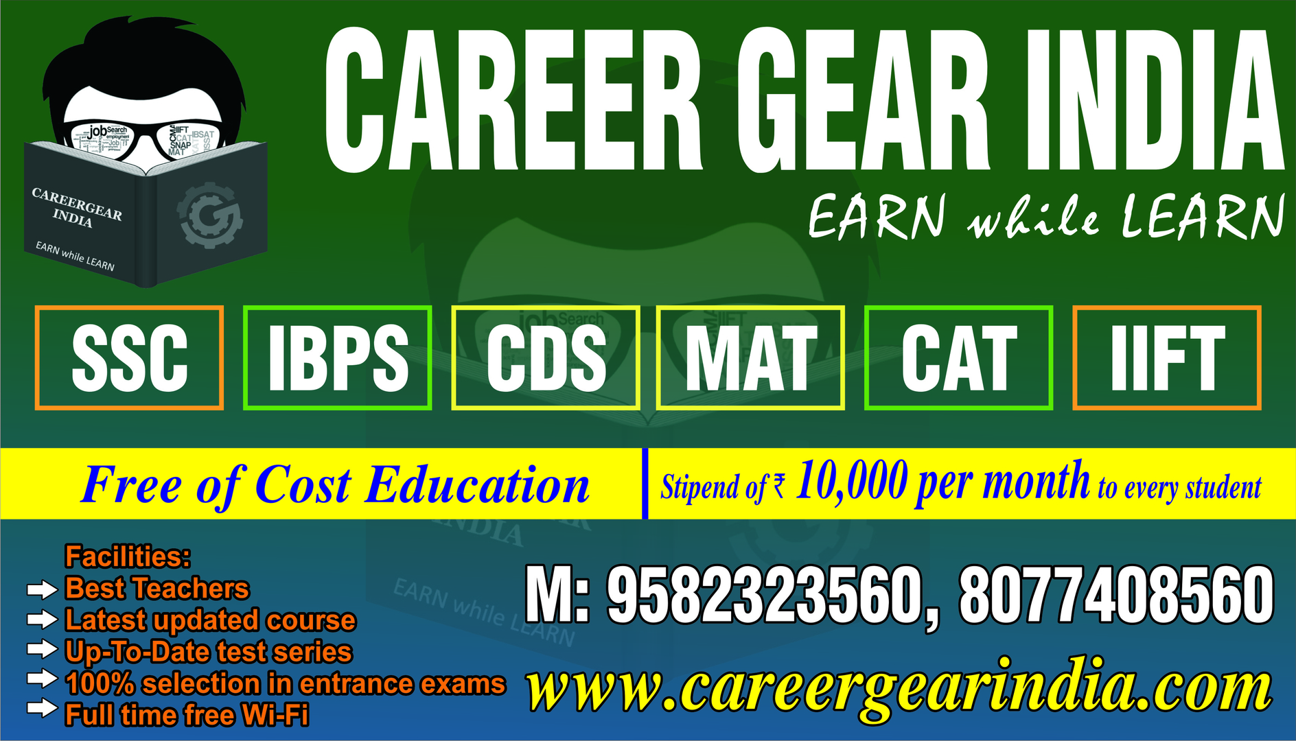 career gear no fee only stipend online assessments