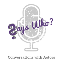 Says Who? Podcast with Laura Buckles