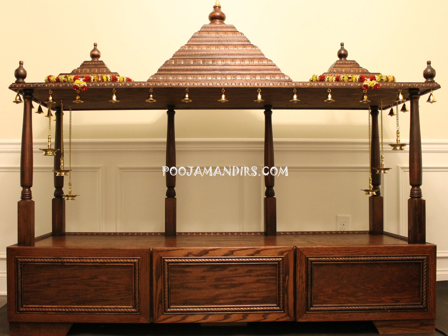 Mandir Designs In Living Room Simple Pooja Mandir Designs Metaldetectingandotherstuffidigus