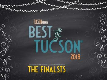 BEST OF TUCSON VOTE FOR SOUTHERN REINS BAND