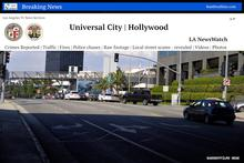 Hollywood-Universal News | Raw Footage