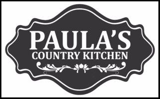 Country Kitchen Logo paula's country kitchen