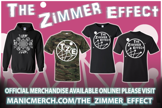 The Zimmer Effect Official Merchandise