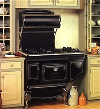 Cook Stoves - Reproduction kitchen appliances