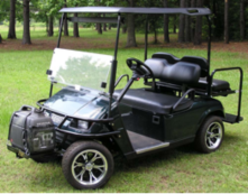 custom golf carts Covington Ga
