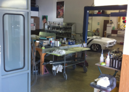 Photo of repair shop
