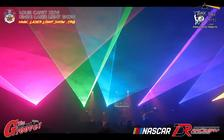 Think Pink Floyd @ The Groove Music Hall @ Nascar Home Track Dominion Raceway in Spotslyvania Virginia Laser Light Show Company Rentals, Stage Lighting, Concert Lasers Companies, Laser Rentals, Outdoor Lasers, Music Publishing - www.LaserLightShow.ORG