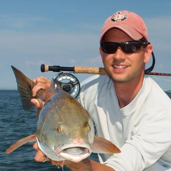 Capt. Chris Newsome - Fly & Light Tackle Fishing Guide