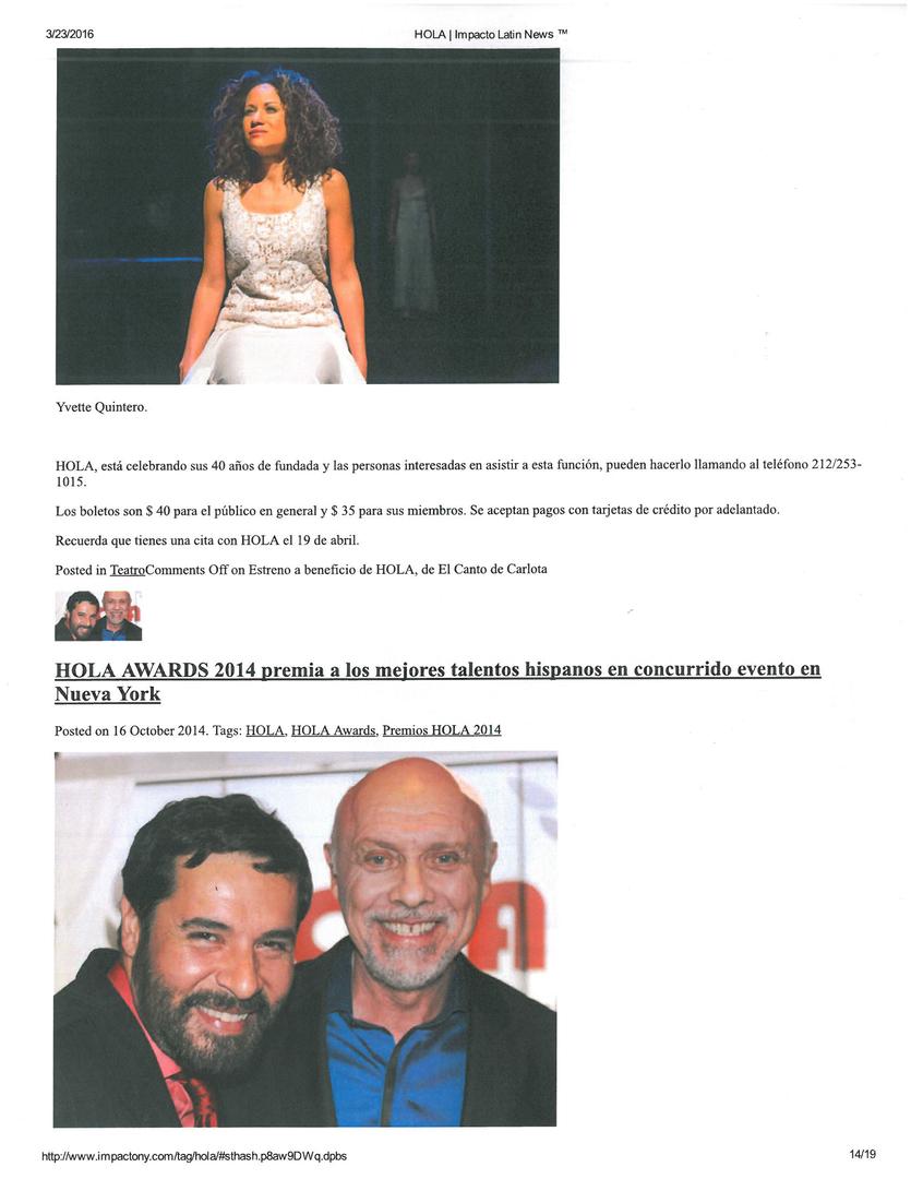 With mexican actress rosa gloria chagoyan