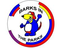 Barks In The Parks Dog walker Prestwich company logo