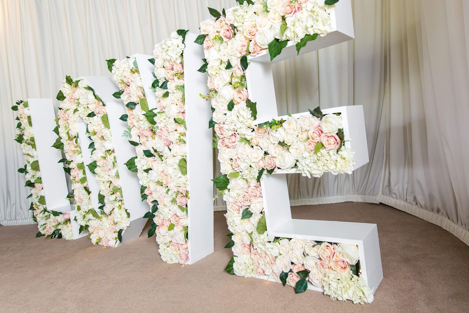 Floral Love Letters For Hiresalisbury