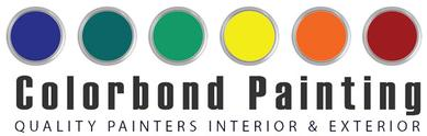 Colorbond House Painting Logo