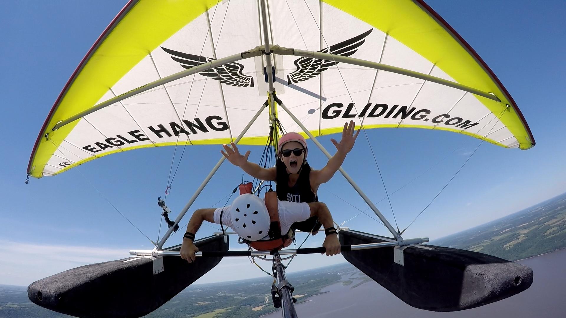 Eagle Hang Gliding - Outdoor Recreational Activities