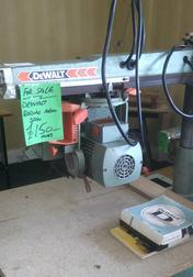 DEWALT,RADIAL ARM,SAW,second hand, quality,pen tools,hereford