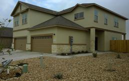 Creekside-Crossing-Duplexes Two story 3583 floorplan