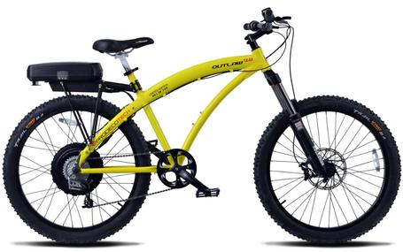 Prodecotech Outlaw SS Electric Bicycle
