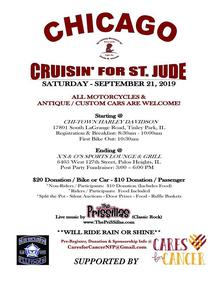 Crusin For St. Jude