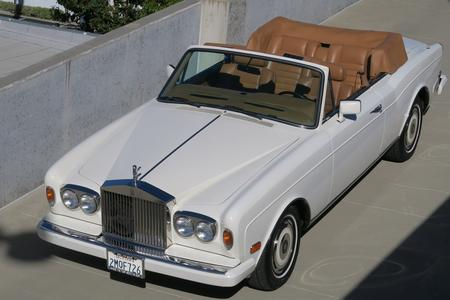 1989 Rolls-Royce Corniche II Drophead Coupe for sale at Motor Car Company in San Diego California