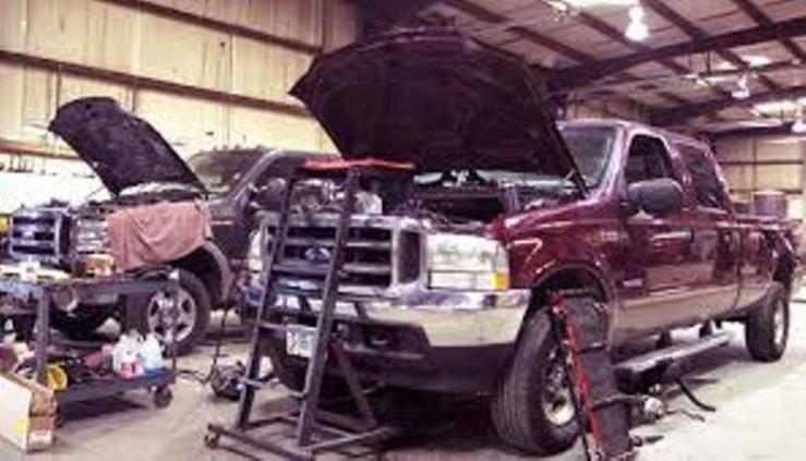 ford truck repair service
