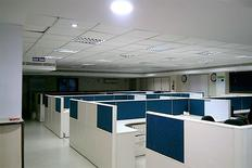 Commercia office space perspective in Bangalore